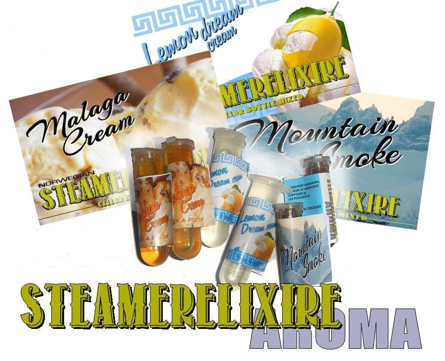 Steamer Elixir Konsentrat
